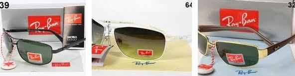 3281733605 Ray-Ban Sunglasses - 40% Discount