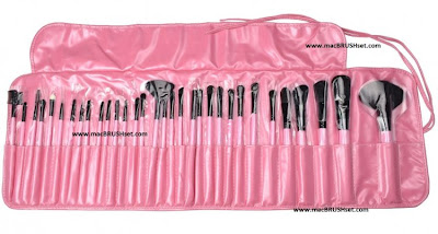 32 Makeup Brushes And Their Uses - www.proteckmachinery.com