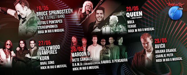 Rock in Rio Lisbon 2016