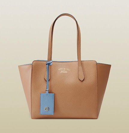 61718f85ca271d Gucci Swing Leather Tote Review, Gina Miller Gucci YouTube, Gucci Tote  Review
