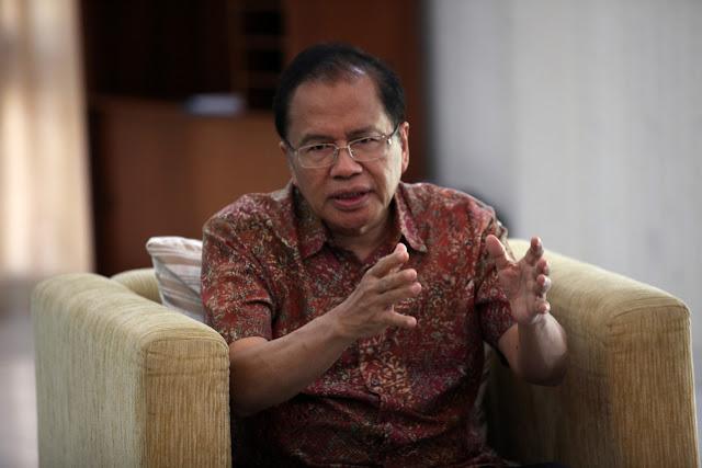 Rizal Ramli: Ada Komisi 30 Dolar per Ton di Setiap Impor