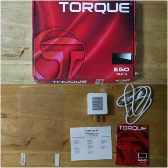 Torque Ego Tab S Unboxing and Review