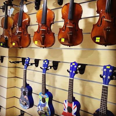 Mua đàn violin nhập khẩu chính hãng giá rẻ ở đâu