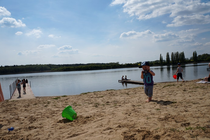 Nasza Wielkopolska: Jezioro Pamiątkowskie