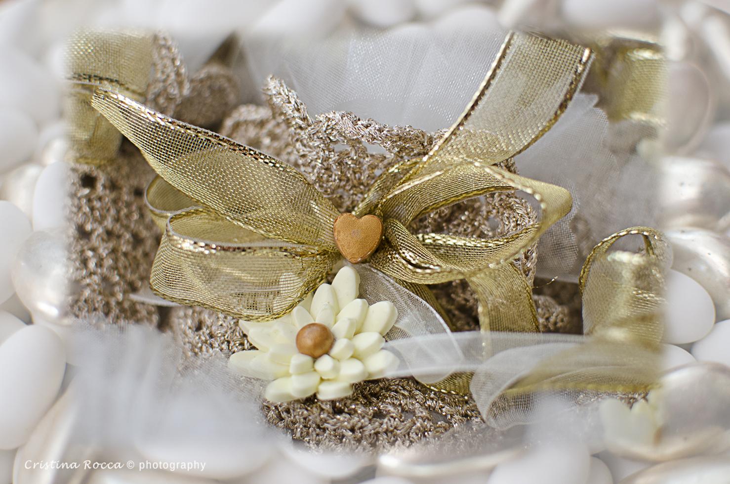 Preferenza Lella creazione che passione: bomboniere nozze d'oro BP04