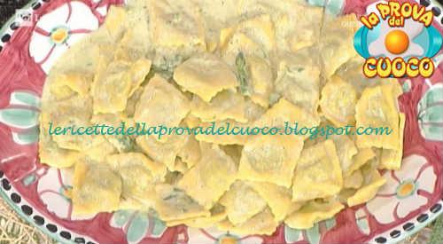 Prova del cuoco - Ingredienti e procedimento della ricetta Ravioli di lattuga di Alessandra Spisni