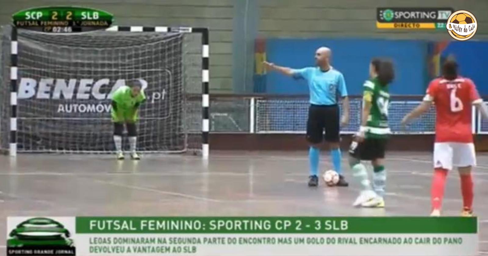f5b71c1286 Em destaque estiveram quatro jogos  no Futsal Masculino e Feminino