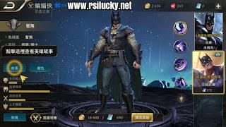 Skin Hero Batman