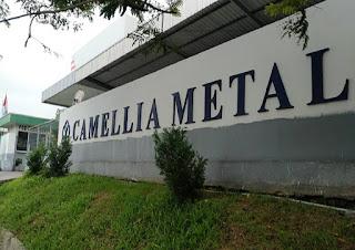 Lowongan Kerja Driver Cikarang PT. Camellia Metal Indonesia