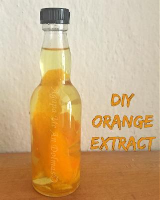 εκχυλισμα πορτοκαλιου