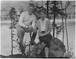 Eleanor Roosevelt and Earl Miller