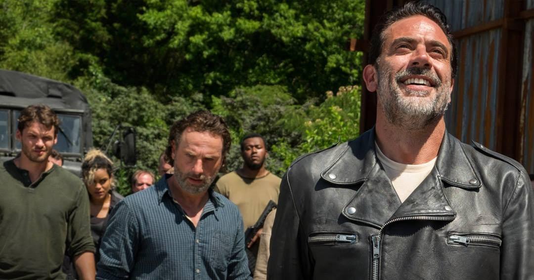 Inside The Walking Dead: video dall'episodio S07E04