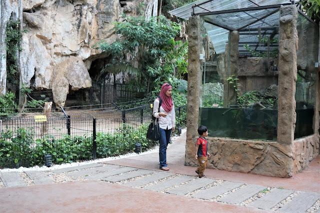Trip To Lost World Of Tambun Part 3: Dry Land