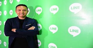 Kini LINE Resmi Punya Bos Sendiri Di Indonesia