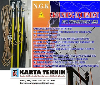 Jual Grounding Link 20 KV