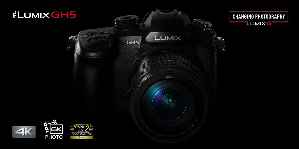 Panasoniс Lumix GH5