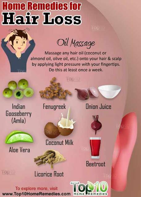 Home remedies for Hair Loss ! జుట్టు రాలడానికి ఇంటి నివారణ !! 1