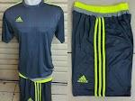 Jual jersey futsal warna abu-abu terbaru 2015/2016 kualitas grade ori made in Thailand (SOLD OUT)