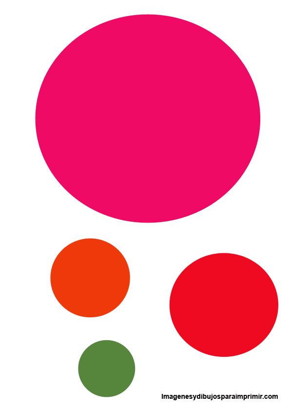 Dibujos de circulos para imprimir imagenes y dibujos - Dibujos en colores para imprimir ...