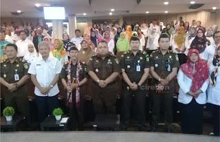 """Kejari Kota Cirebon Lakukan Terobosan Program """"Jaksa Sahabat Guru"""""""