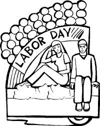 Labor Day Weekend Clipart