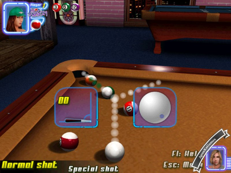 Download game billiard offline gratis untuk pc games softabc-wisoft.