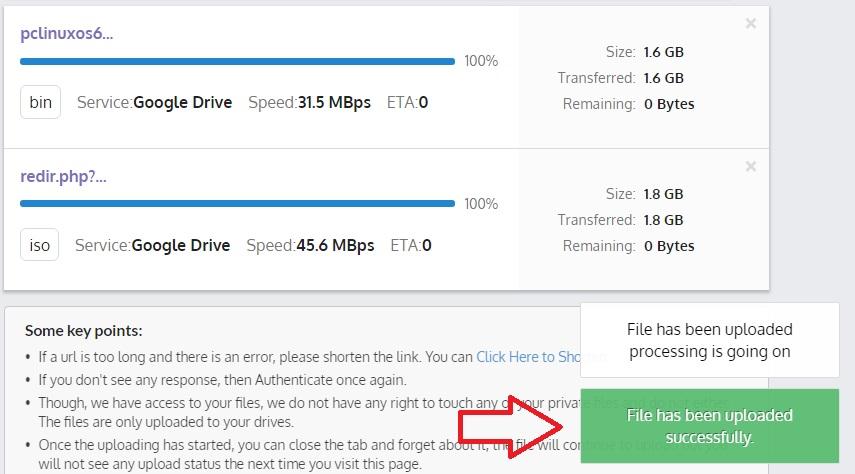 Cara Upload File Ke Google Drive via URL (Remote Upload