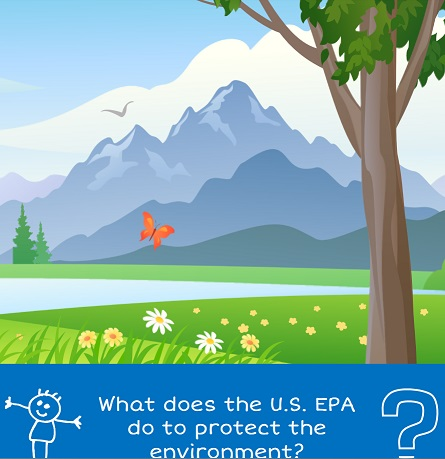 Image: How Does EPA Protect the Environment? Activity Book
