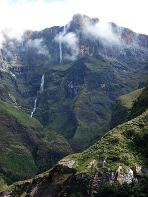 Cataratas do Tugela – África do Sul