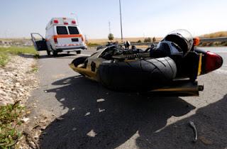 Phoenix motorcycle accident on I-10 kills 1 ~ Arizona I-10