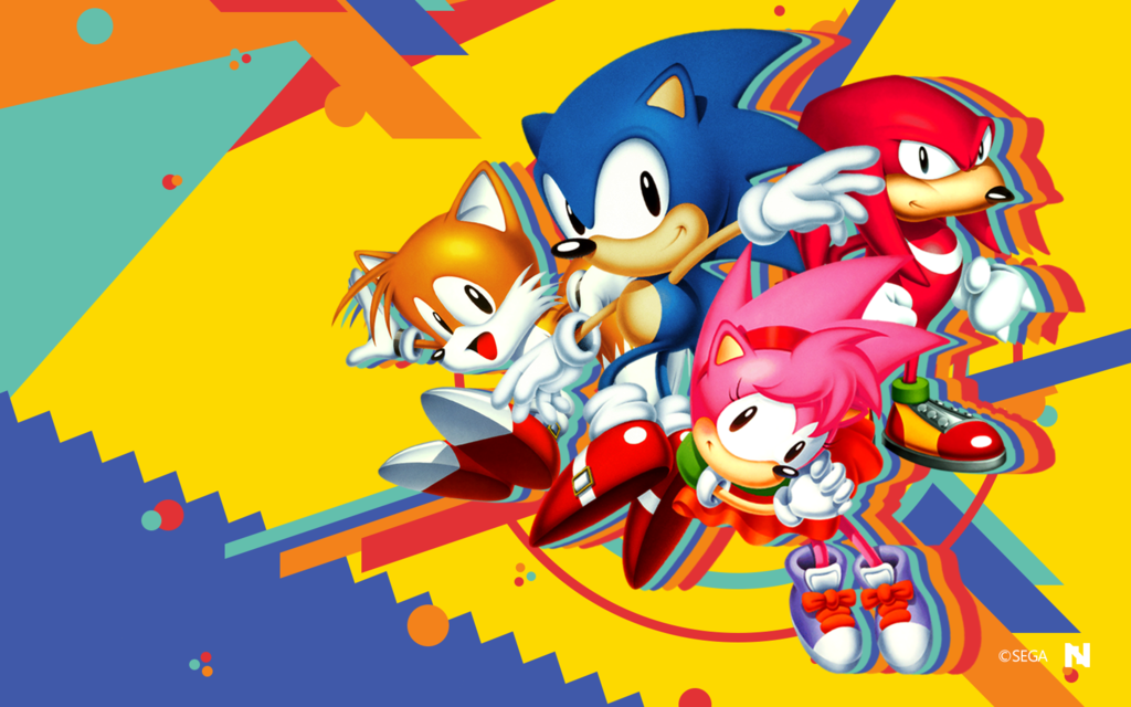Sonic Mania Gets Release Date, New Trailer And Pricing.