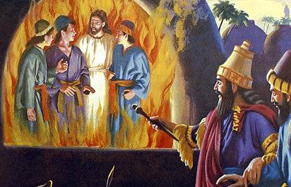 Daniel 3:1-30 - O QUARTO HOMEM DA FORNALHA. ~ JAMAIS DESISTA!