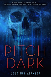 Pitch Dark, Courtney Alameda, Book Scoop, InToriLex