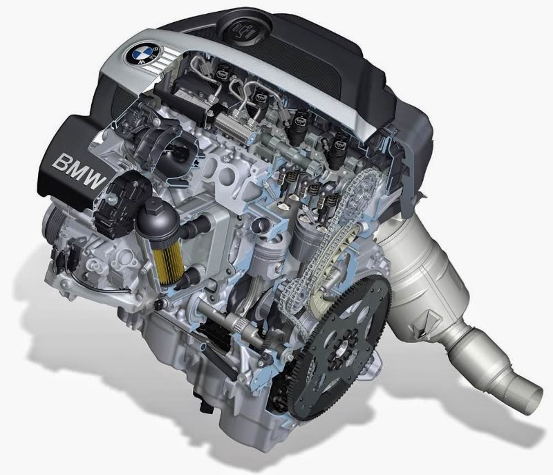 Global Engines and Gear Boxes: BMW N47 Engine The Most