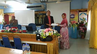 Perkongsian Pembelajaran Abad 21 di SMK Changlun