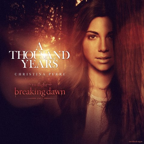 Puisi Cinta: Lirik Lagu Christina Perri - A Thousand Years