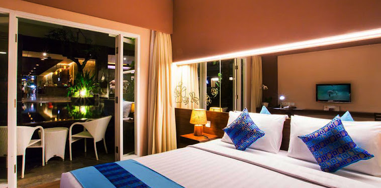 Harga kamar Hotel Grand Ixora Kuta Resort