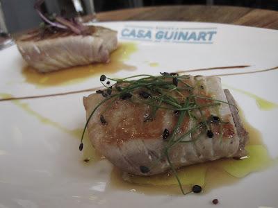 Barcelona, Casa Guinart, chutoro
