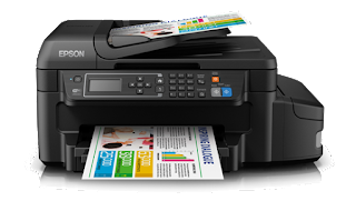 review harga spesifikasi printer epson l655