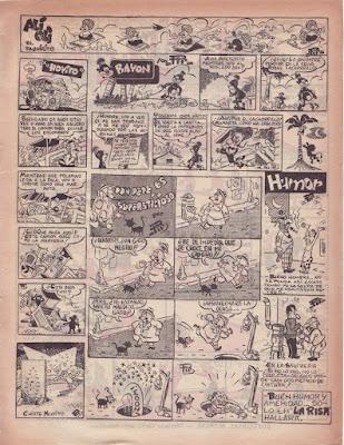 Página de La Risa nº 73