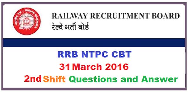 rrb-ntpc-2016-question-paper