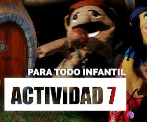 Actividad 7 - Magia