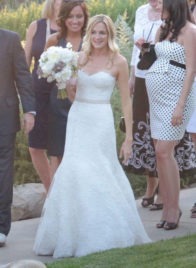 John Krasinski Wedding Photos