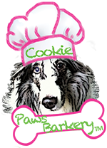 Paws Barkery logo