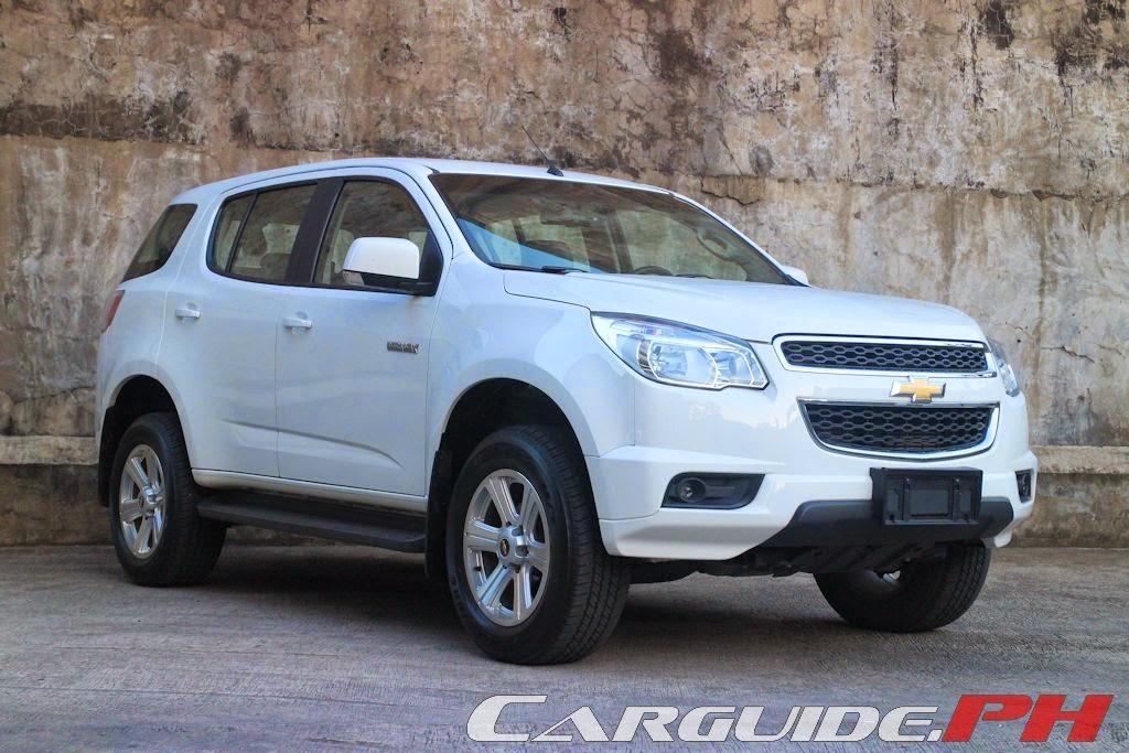 Review: 2014 Chevrolet Trailblazer LTX   Philippine Car ...