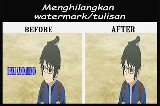 Cara Menghilangkan Watermark pada Gambar dengan Photoshop