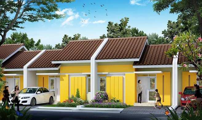 Model Rumah Minimalis Tampak Depan Buatan Arsitek