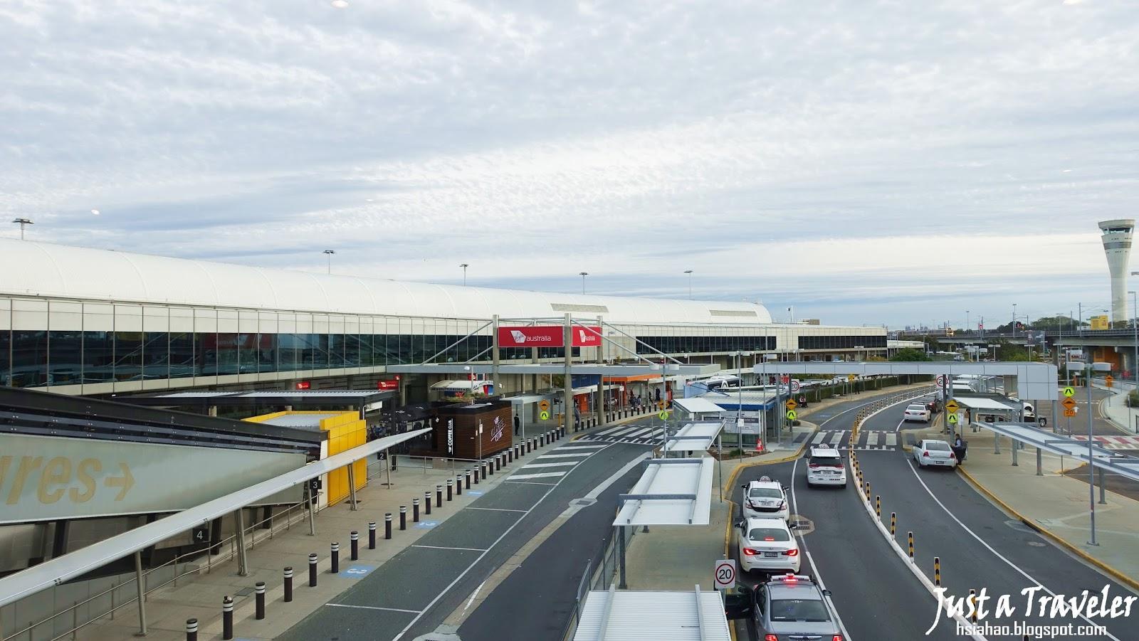 澳洲-廉航-廉價航空-布里斯本-國內線機場-塔斯馬尼亞-捷星-維珍-機票-訂票-Australia-Budget-Airline-Brisbane-Tasmania-Jetstar-Virgin