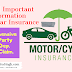 Motor Insurance Me NCB, IDV, First and Third Party, Zero Depreciation