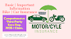 NCB, IDV, First and Third Party, Zero Dep in Insurance